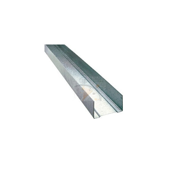 Rail pour cloison fermacell ou placo 48mm x 30mm isolant for Isolant sous rail placo
