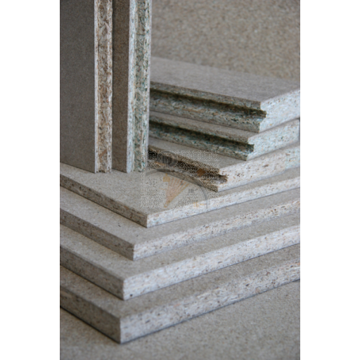 Dalle agglo CTBH 2057 x 607 x 22 mm