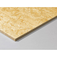 Panneau OSB bords droits ép. 10mm 2500x1250mm PXD PFO309 2500 de Kronolux