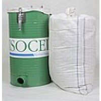 Sac textile 90x140 cm ISOCELL-MACHINE-632003 de Isocell