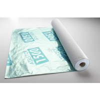Rouleau pare-vapeur de 50m x 1,5m Sd=1500m AIRSTOP 1500 ISOCELL ISOCELL-2AP1500 de Isocell