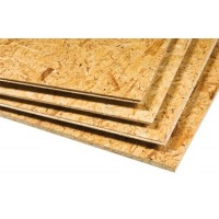 Dalle OSB 4 - 15 mm Rainure Languette 2500 x 625 x 15mm PXD DFO415 625 de Kronolux